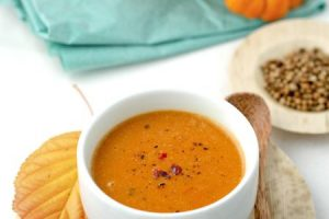 Sugar Pumpkin Soup