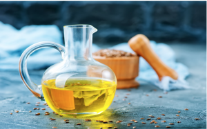 Flaxseed Cooking Oil from Alligga